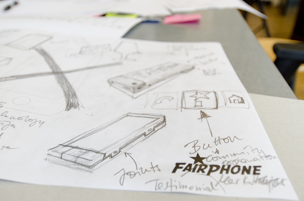 Fairphone Scribble