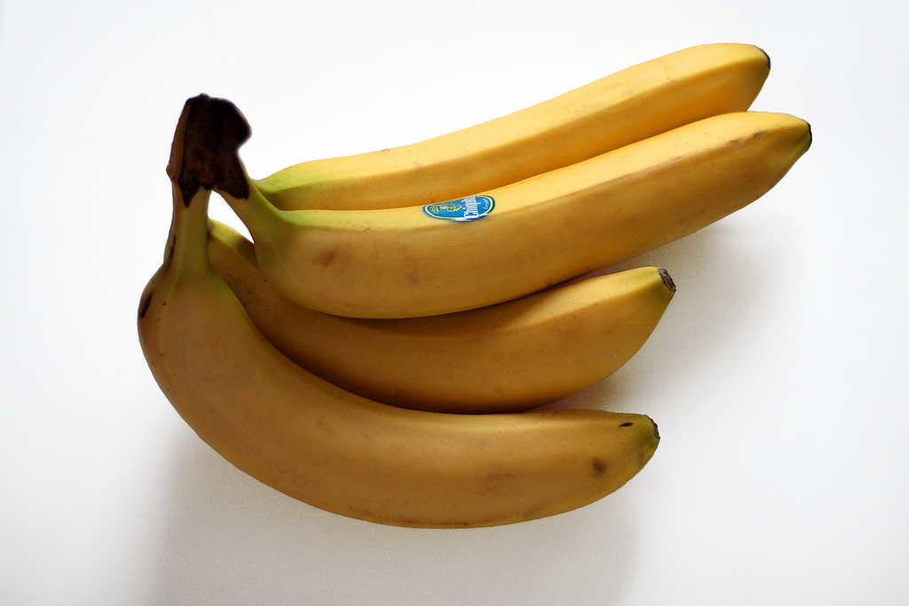 Bananas are the new plastic