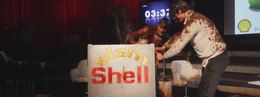 Slam Shell 2013 – Shell's greenwashing event fails